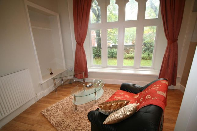 Thumbnail Property to rent in Flat 1, 40 Hyde Terrace, City Centre