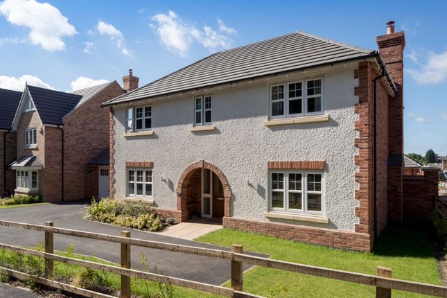 Thumbnail Detached house for sale in The Carsington At Langley Country Park, Radbourne Lane, Derby