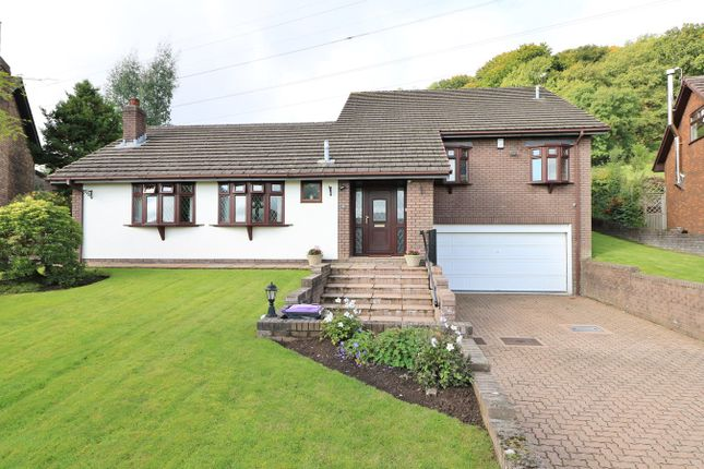 Thumbnail Detached house for sale in Bluebell Court, Ty Canol, Cwmbran
