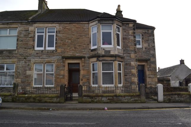 Thumbnail Flat for sale in 9 Winton Street, Saltcoats