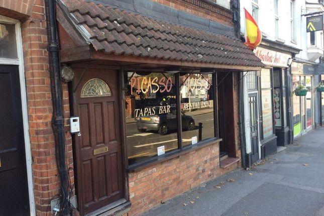 Thumbnail Retail premises for sale in Bridge Street, Caversham, Reading
