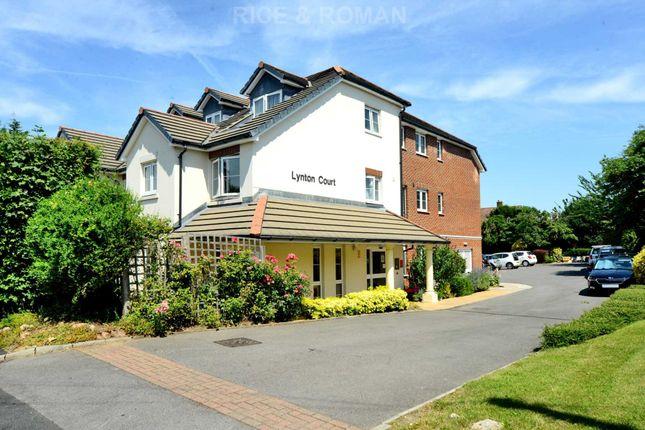 Thumbnail Flat to rent in Lynton Court, Epsom