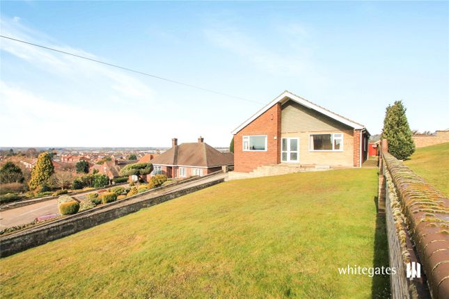Thumbnail Detached bungalow for sale in Moorwell Road, Scunthorpe, Lincolnshire