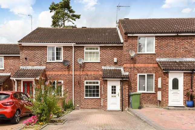 Thumbnail Terraced house to rent in Isis Way, Sandhurst