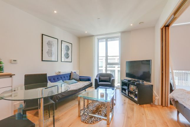 Thumbnail Flat for sale in Sovereign Tower, 1 Emily Street, Canning Town