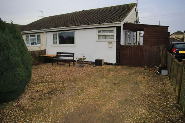 Thumbnail Semi-detached bungalow for sale in The Strand, Mablethorpe, Lincolnshire