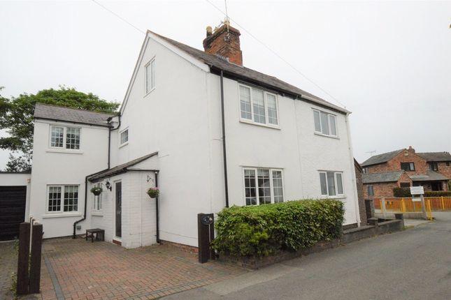 Thumbnail Semi-detached house for sale in Chapel Lane, Rossett, Wrexham