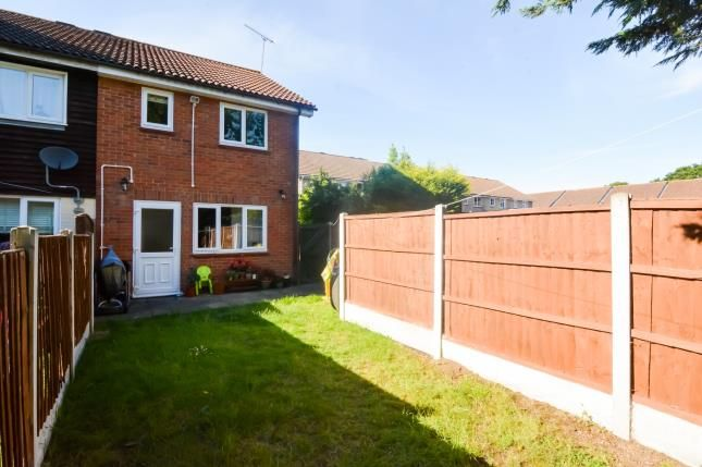 Thumbnail End terrace house for sale in Laindon, Basildon, Essex