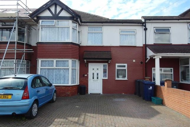 Thumbnail End terrace house for sale in Park Avenue, Southall, Middlesex