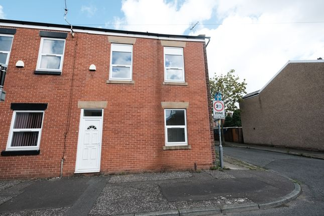 Thumbnail Terraced house to rent in St. Georges Road, Preston