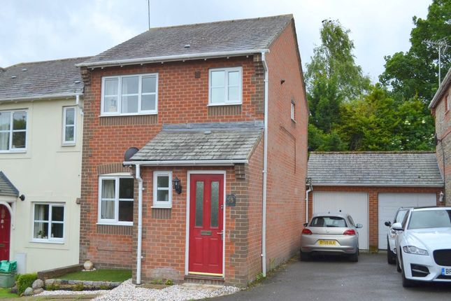 Thumbnail Property to rent in Rockfel Road, Lambourn, Hungerford