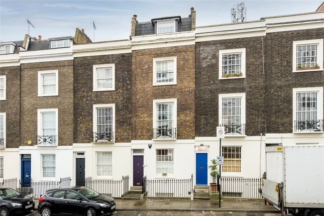 Thumbnail Terraced house for sale in Jamestown Road, Camden, London