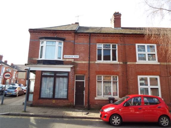 Front Views of Dashwood Road, Leicester LE2