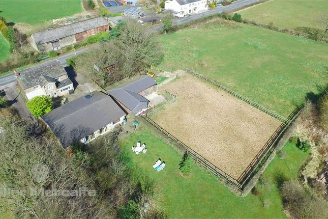 Thumbnail Detached house for sale in Coppull Moor Lane, Coppull, Chorley, Lancashire