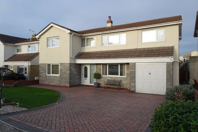 Thumbnail Detached house for sale in Curlew Road, Rest Bay, Porthcawl