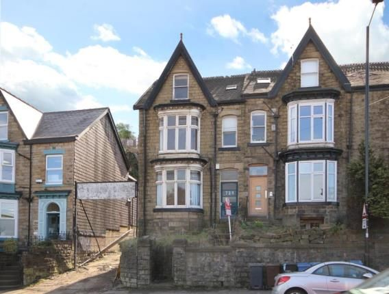 Thumbnail End terrace house for sale in Ecclesall Road, Sheffield, South Yorkshire