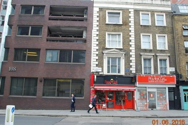 Thumbnail Business park for sale in Aldersgate, 107, Aldersgate Street, Clerkenwell