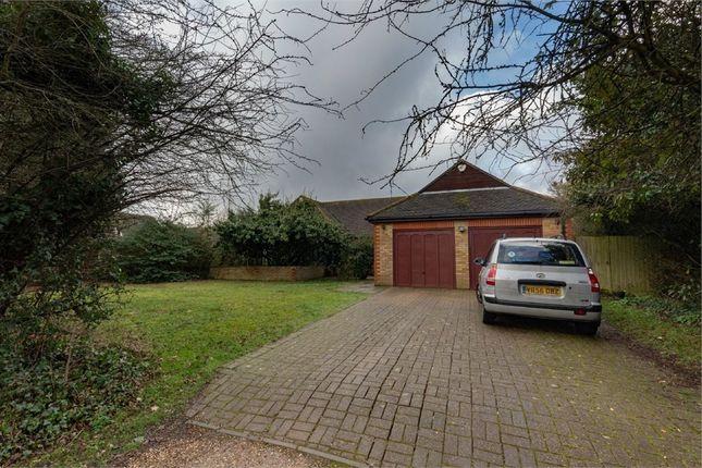 Thumbnail Detached bungalow for sale in Linford Lane, Willen, Milton Keynes, Buckinghamshire