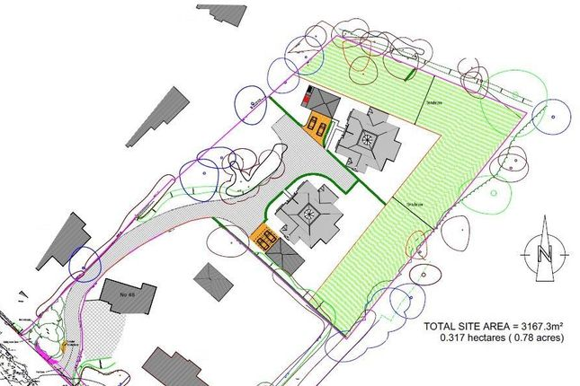 Building Area of Petworth Road, Haslemere GU27