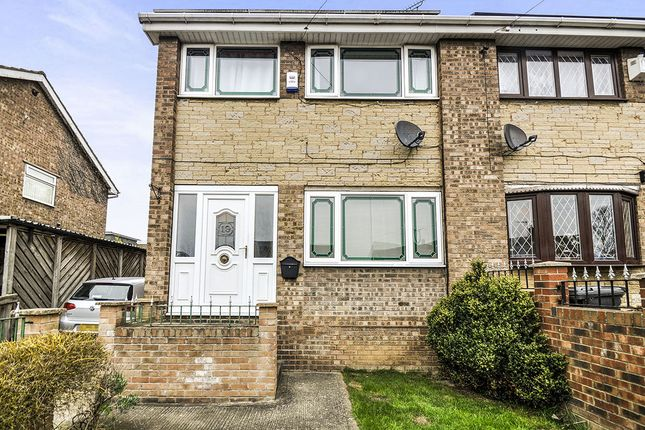Thumbnail Semi-detached house to rent in Loxley Road, Barnsley