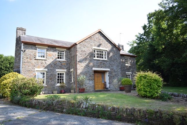 Thumbnail Detached house for sale in Wern Villa, Ystradfellte Road, Neath