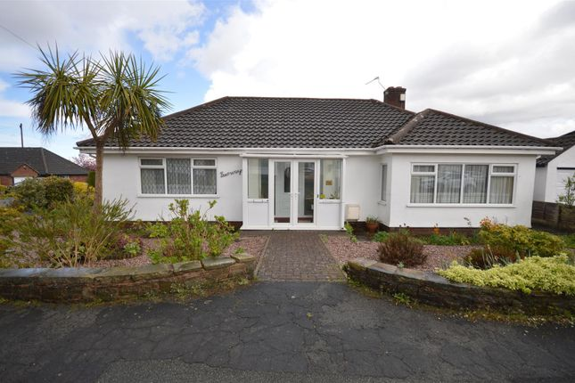 Thumbnail Detached bungalow for sale in Inglegreen, Heswall, Wirral