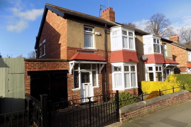 3 bed semi-detached house to rent in Pierremont Road, Darlington
