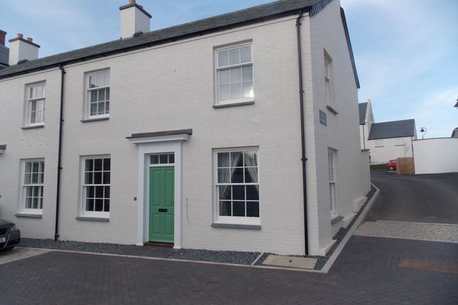 Thumbnail Semi-detached house to rent in Stret Caradoc, Tregunnel Hill, Newquay