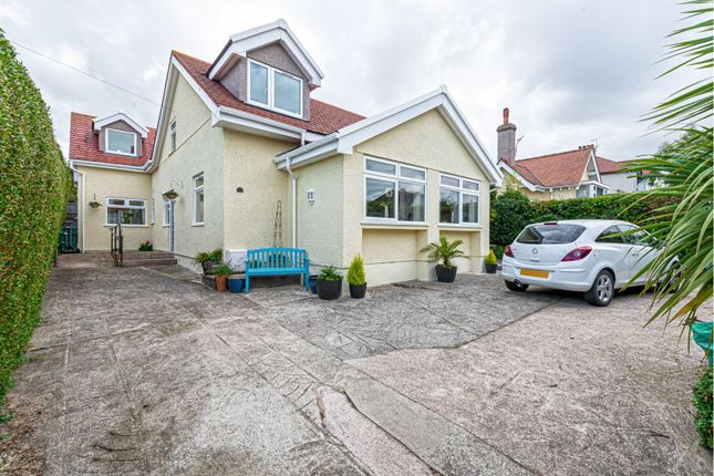 Thumbnail Detached house for sale in Overlea Avenue, Conwy