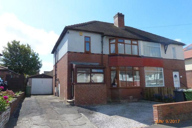 Thumbnail Semi-detached house for sale in Berwick Avenue, Heckmondwike, West Yorkshire.