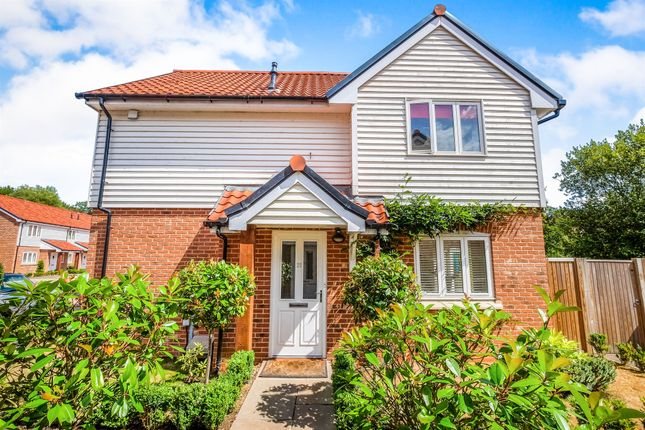 Thumbnail Semi-detached house for sale in Waterside Drive, Ditchingham, Bungay