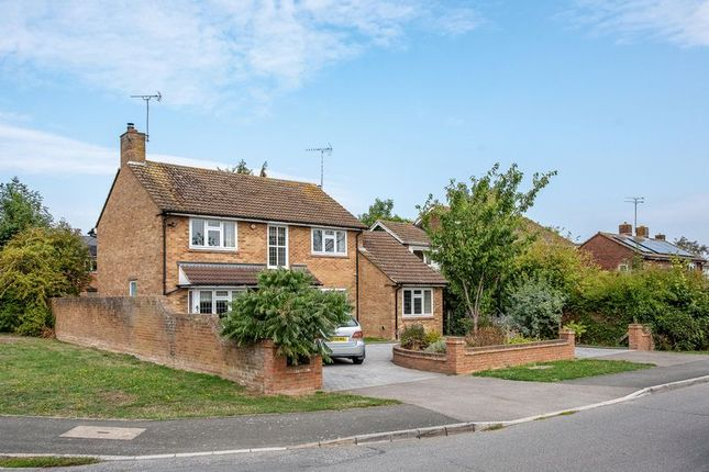 Thumbnail Detached house for sale in Northumberland Avenue, Aylesbury