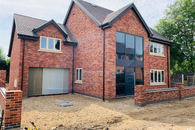 Thumbnail Detached house for sale in Cornwall Drive, Long Eaton, Nottingham