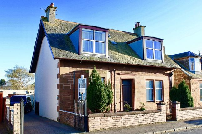 Thumbnail Flat for sale in Hawkhill Avenue, Ayr
