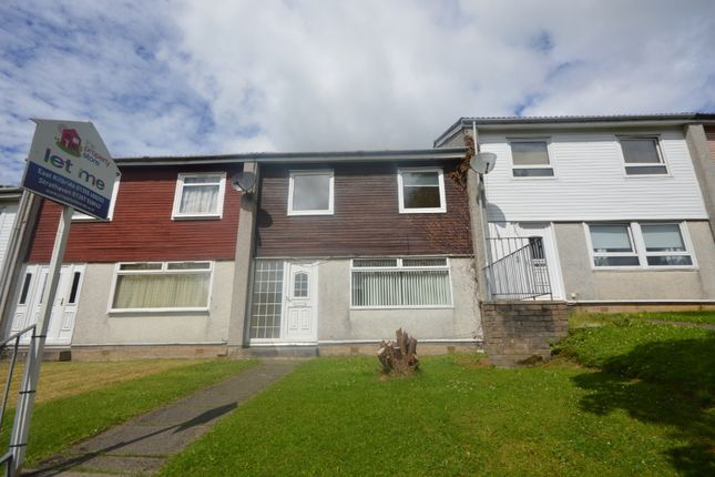 Thumbnail Terraced house to rent in Chestnut Crescent, East Kilbride, South Lanarkshire