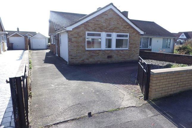 Thumbnail Bungalow for sale in Shellmor Avenue, Patchway, Bristol