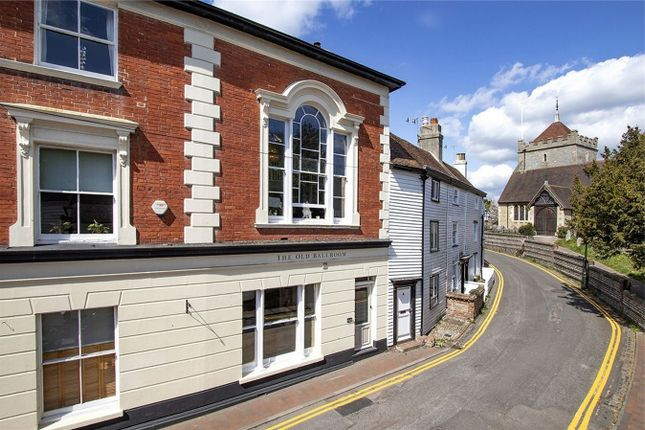 Thumbnail Town house for sale in Church Street, Bexhill-On-Sea, East Sussex