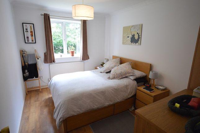 Bedroom 1 of Chessington Hall Gardens, Chessington, Surrey. KT9