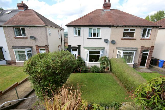3 bed semi-detached house for sale in Upper Albert Road, Sheffield S8