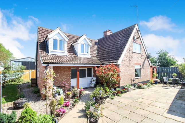 Thumbnail Detached house for sale in New Common Marsh, Terrington St. Clement, King's Lynn