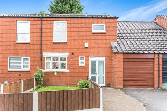 Thumbnail Terraced house for sale in Peasley Close, Padgate, Warrington, Cheshire