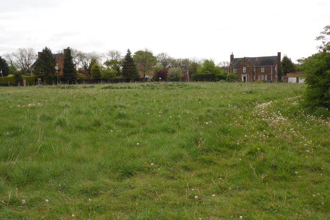 Thumbnail Land for sale in Lancaster Road, Brookenby, Market Rasen