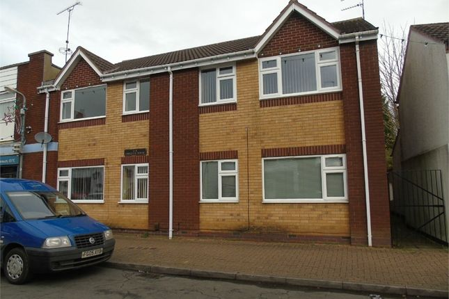 Thumbnail Flat to rent in Chequers House, Chequers Street, Bulkington, Warwickshire