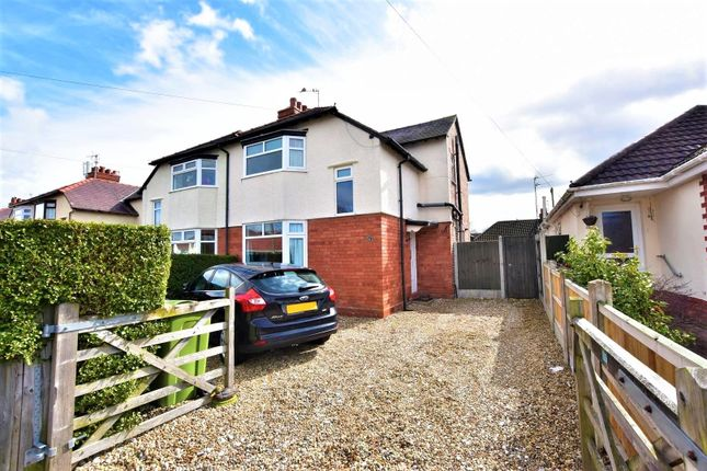 3 bed semi-detached house for sale in Marina Drive, Upton, Chester CH2