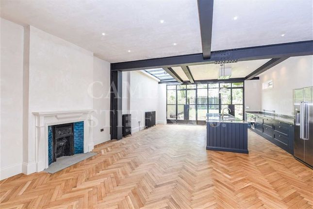 Thumbnail Semi-detached house for sale in Chevening Road, Queens Park, London
