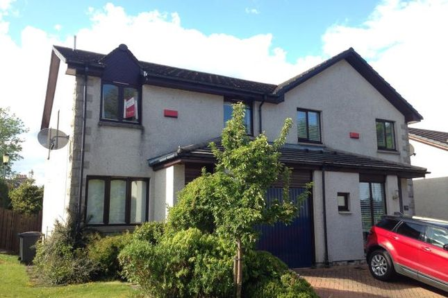 Thumbnail Semi-detached house to rent in Prospect Terrace, Aberdeen