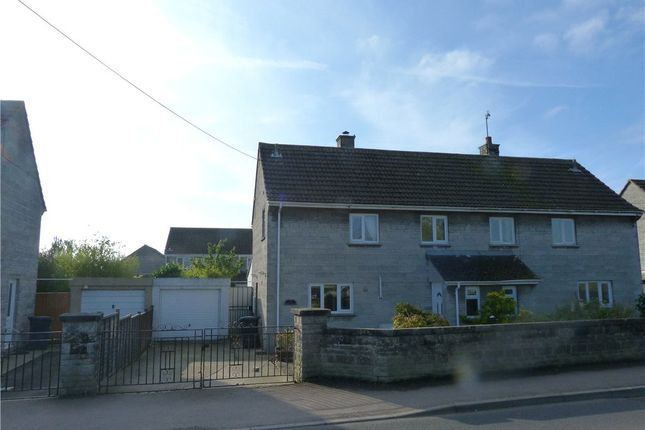 Thumbnail Semi-detached house to rent in Behind Berry, Somerton, Somerset