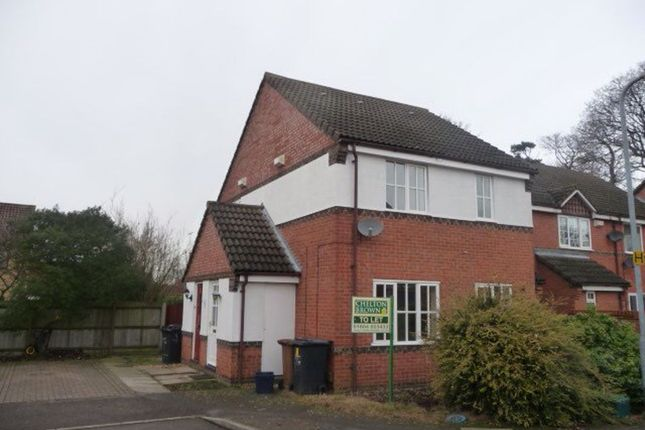 Thumbnail Property to rent in Mannington Gardens, Northampton