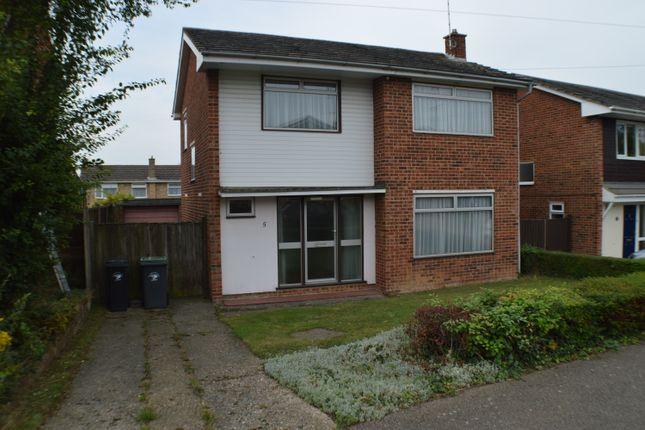Thumbnail Detached house for sale in Fair Leas, Saffron Walden