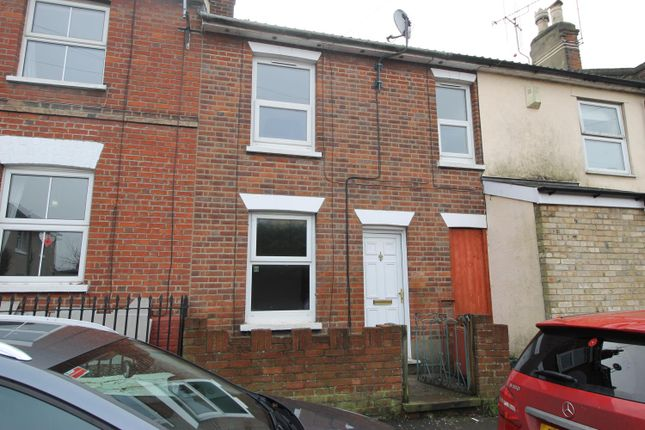 Thumbnail Property to rent in Cromwell Road, Colchester